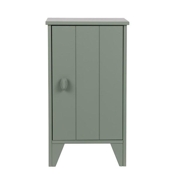 Nikki Bedside Cabinet in Green