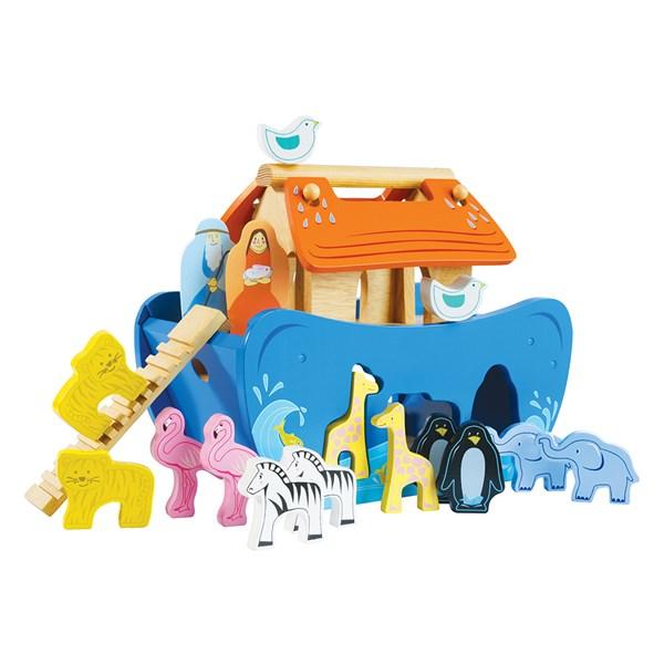 Noahs Ark Wooden Toy