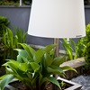 Nomad 45cm LED Solar Garden Lamp and Handy Remote