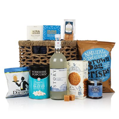 NON-ALCOHOLIC TREATS Luxury Gift Hamper