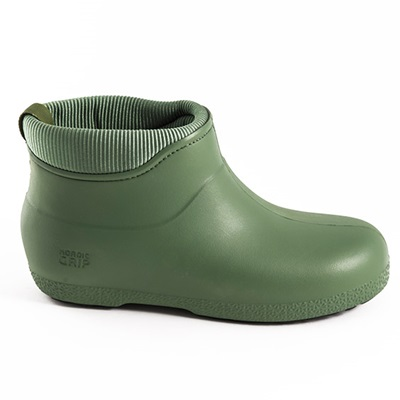 NORDIC GRIP Non Slip Boots in Olive Green