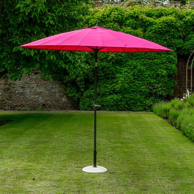 Norfolk Leisure Fuchsia Geisha Parasol ...