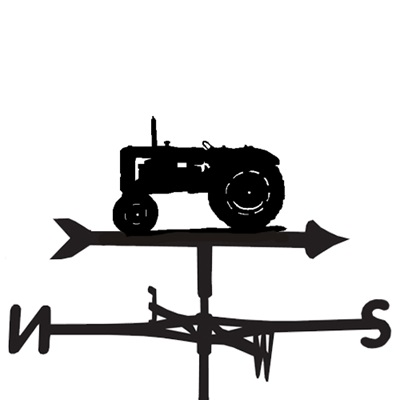 WEATHERVANE in Nuffield Tractor Design
