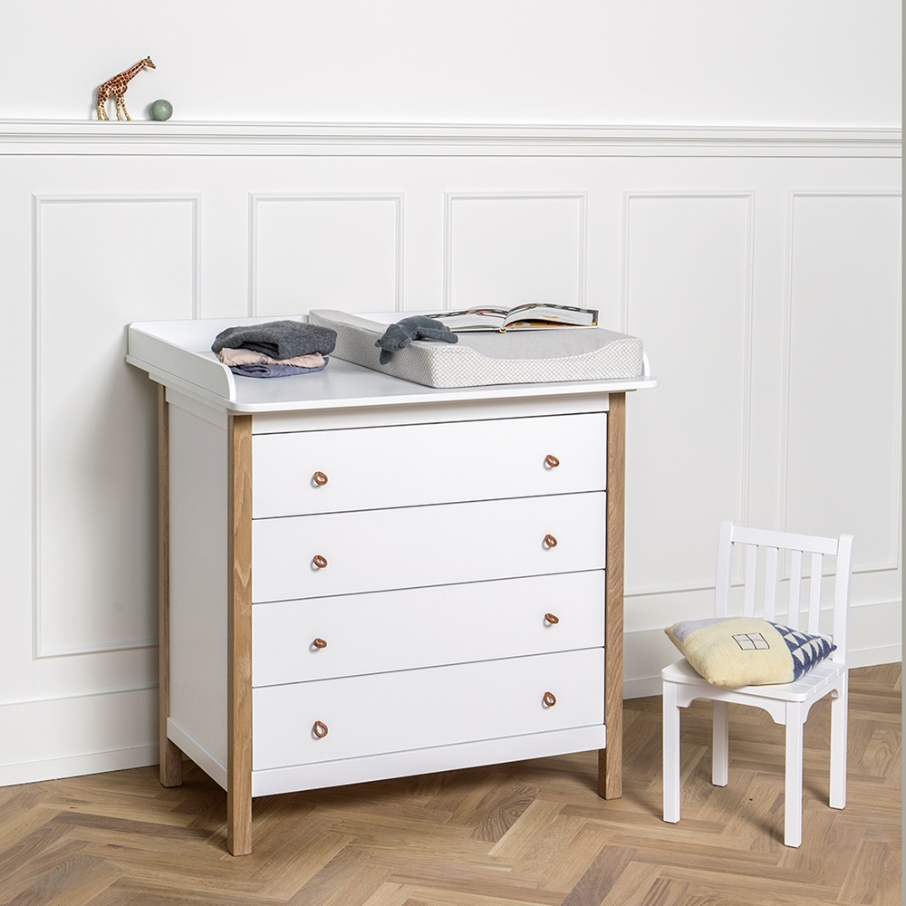 Nursery White Furniture Oliver Jpg