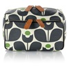 Unique Orla Kiely Wash Bag in Wallflower - Medium Size