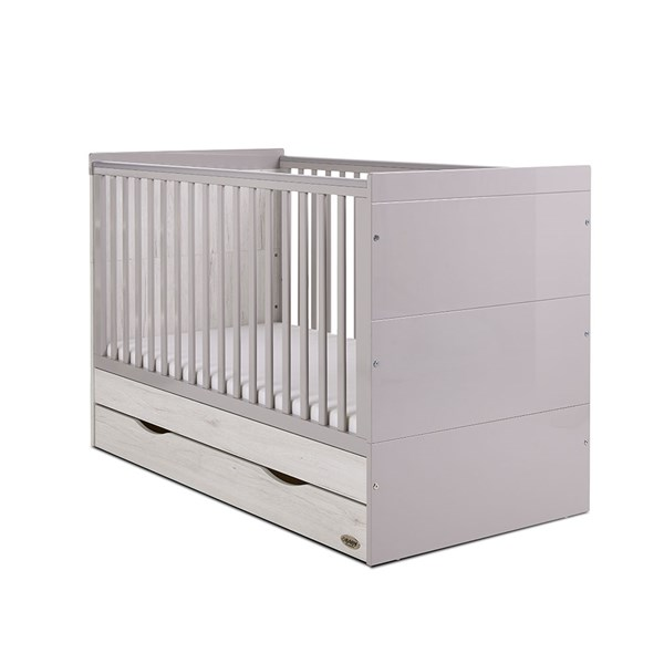Obaby Madrid Cot Bed in Lunar