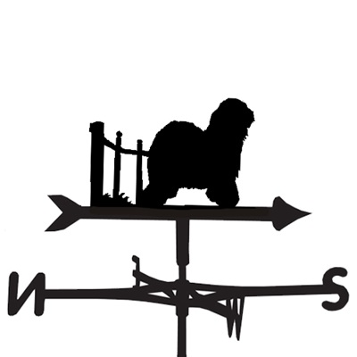 WEATHERVANE in Old English Sheepdog Design