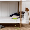 Timber posts of this Luxury Oliver Bunk Bed