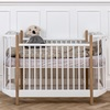 Luxury Cot that adjusts the height for Babies & Toddlers