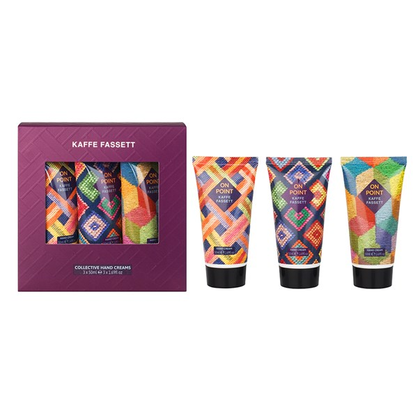 Kaffe Fassett On Point Hand Creams