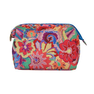 KAFFE FASSETT ON POINT COSMETIC BAG