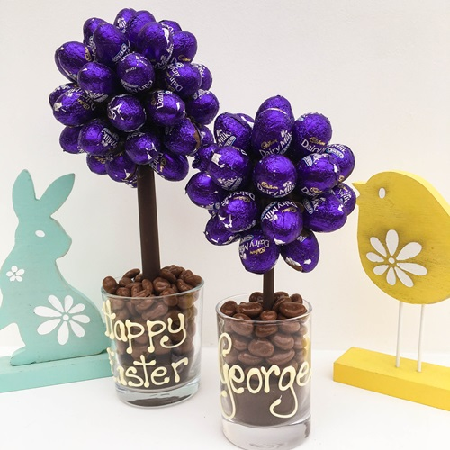 Personalised Oreo Chocolate Egg Sweet Tree