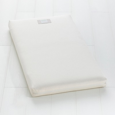 BABY ORGANIC WOOL COT MATTRESS 60 x 120 cm
