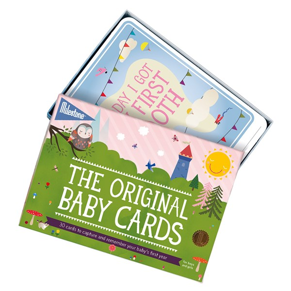 Milestone Original Baby Cards