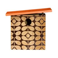 Orla Kiely Bird House in 60's Stem