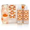 Orla Kiely Wash Bag Gift Set in Bergamot