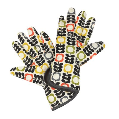 ORLA KIELY POTTING GLOVES