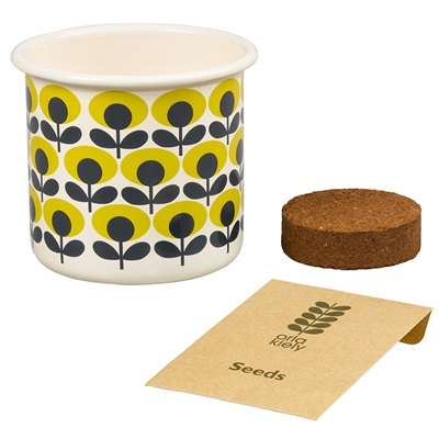 ORLA KIELY GROW YOUR OWN DILL SET