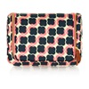 Unique Designer Orla Kiely Wash Bag in Floating Flower Design