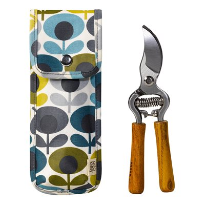 ORLA KIELY SECATEURS in Oval Print