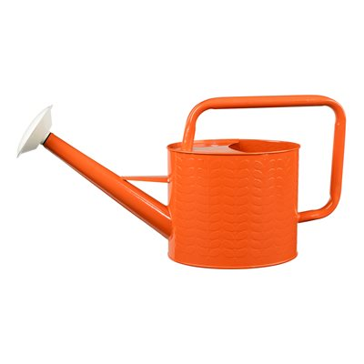 ORLA KIELY WATERING CAN in Orange