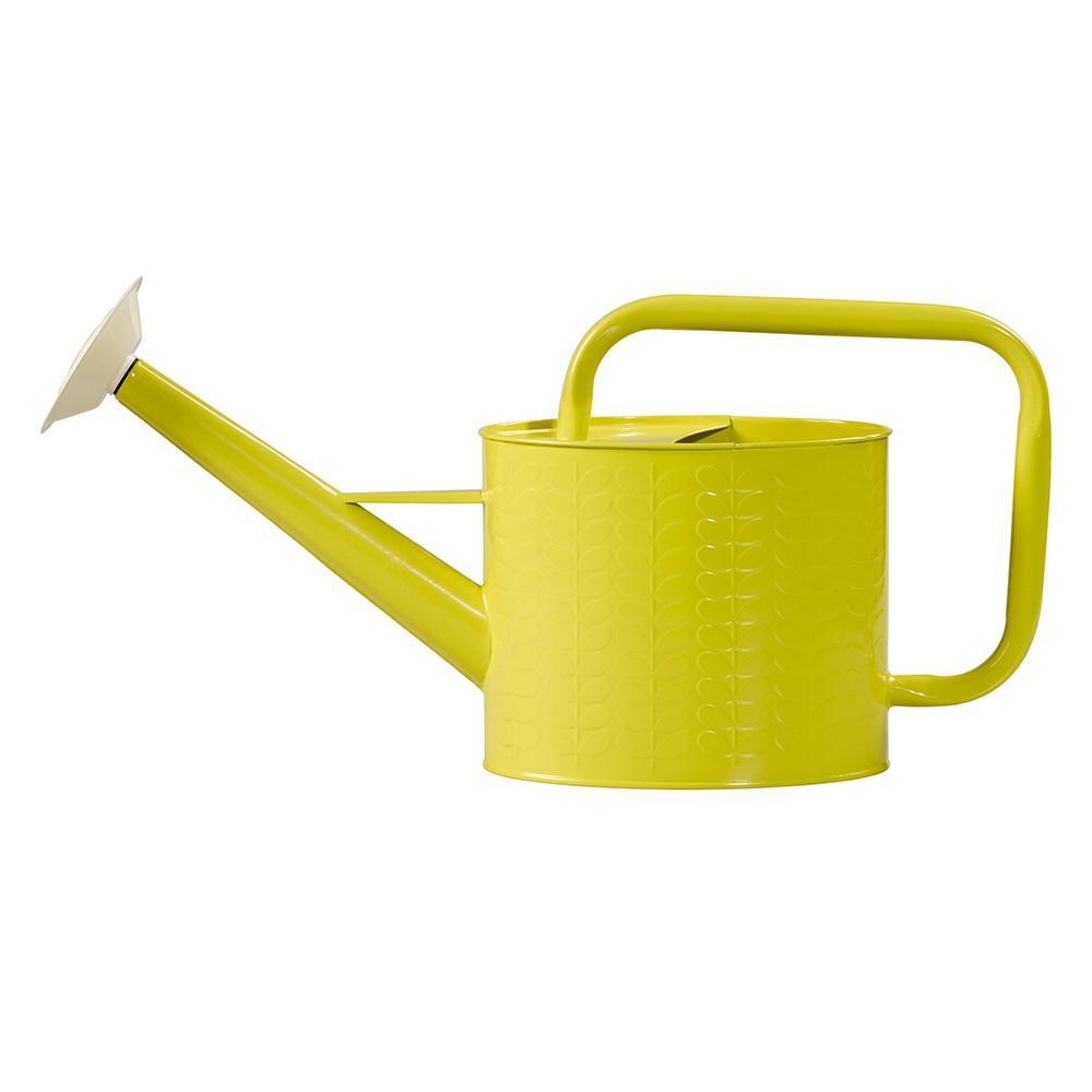 ORLA KIELY WATERING CAN in Yellow