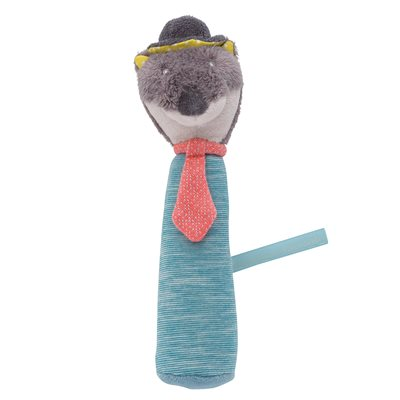MOULIN ROTY CHILDRENS OTTER SQUEAKY TOY