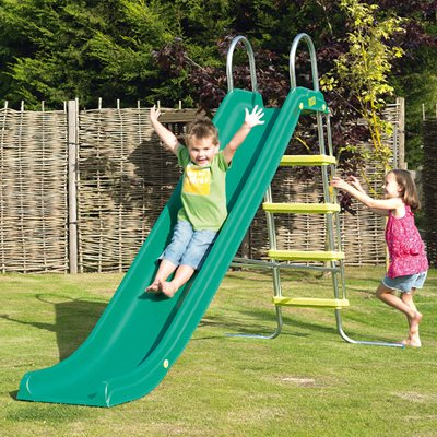 TP TOYS RAPIDE CHILDREN'S SLIDE AND STEPS
