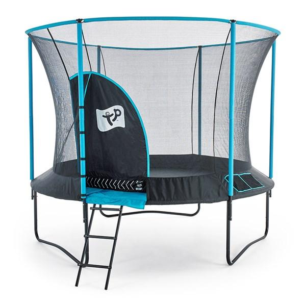 TP Toys Genius Round Blue Trampoline