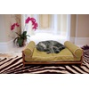 Luxury dog bed for dogs and cats, designer bed for dogs