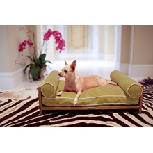 PET-BED-Bamboo-Dog-and-Cat-Daybed-with-Kiwi-Green-Memory-Foam-Cushion_1.jpg