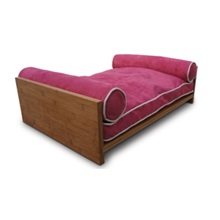 PET-BED-Bamboo-Dog-and-Cat-Daybed-with-Passion-Pink-Memory-Foam-Cushion_2.jpg