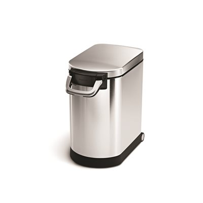 PET FOOD STORAGE BIN 12.5kg Dry Pet Food by simplehuman