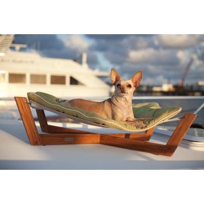 pet hammock small bamboo dog and cat pet  dog hammock in brown   pet accessories   cuckooland  rh   cuckooland