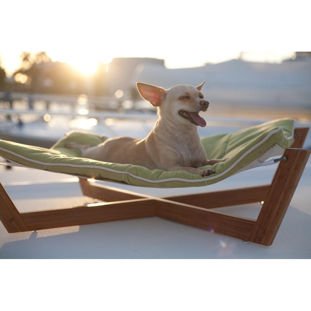 Cat Hammock Bamboo Pet Lounge Studios