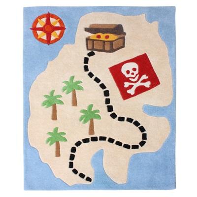 RUG in Pirate Design