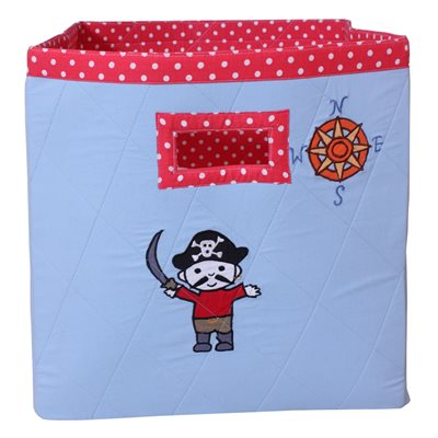 STORAGE BAG in Pirate Design