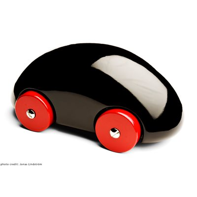 PLAYSAM Streamliner Classic Black Car