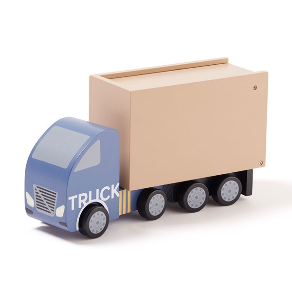 Children's Wooden Toy Truck