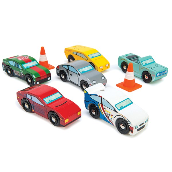 Le Toy Van Monte Carlo Sports Cars Set