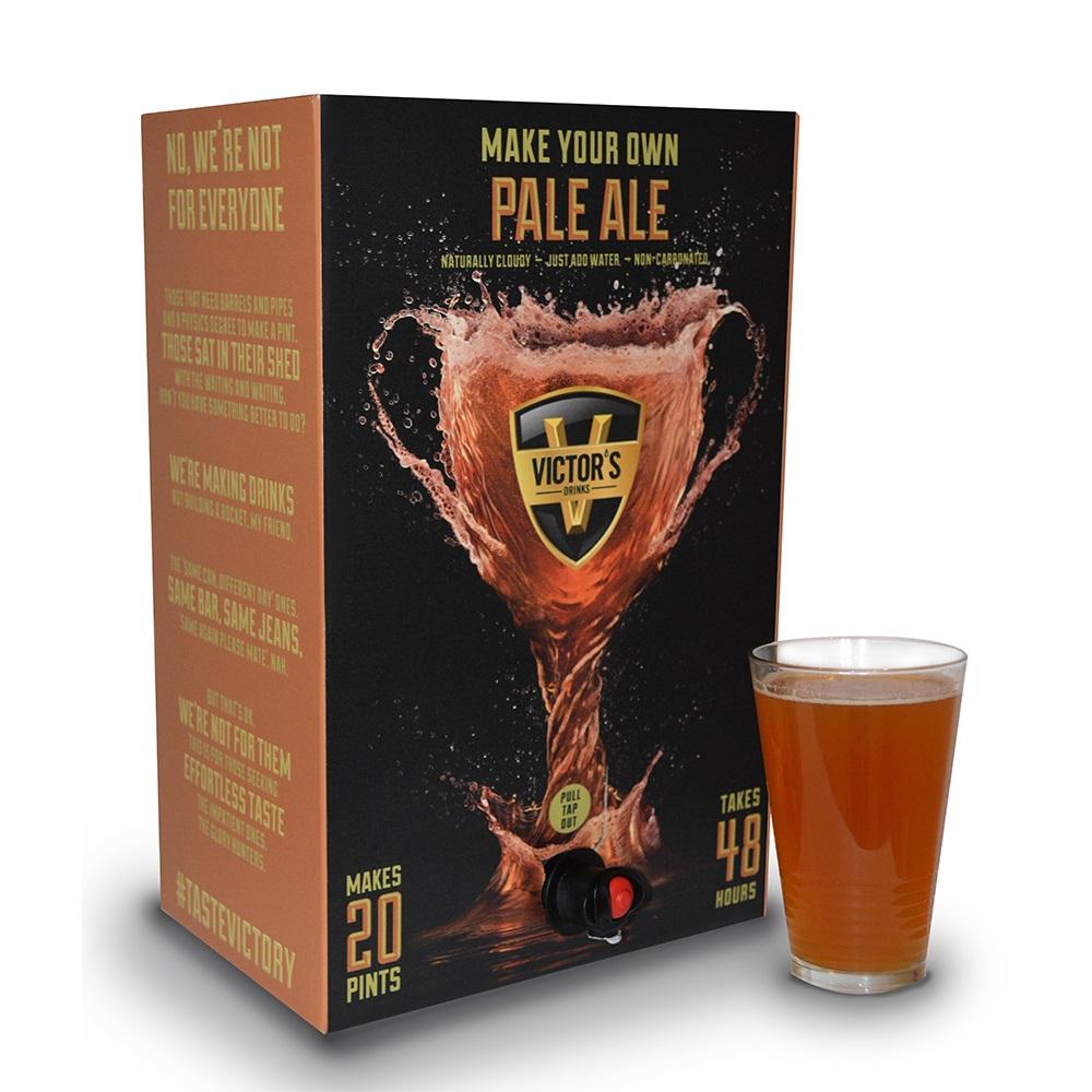 Victor S Drinks Pale Ale Kit