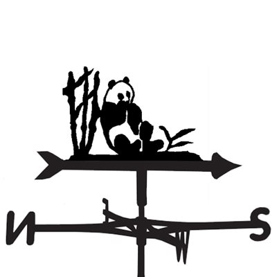 WEATHERVANE in Panda Design