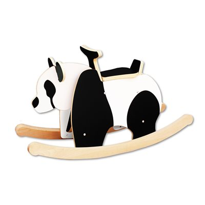 KIDS ROCKER CHAIR in Panda