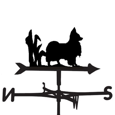 WEATHERVANE in Papillon Design
