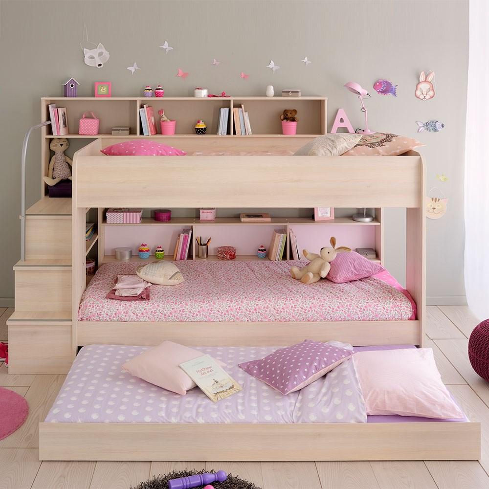 Parisot Bibop 2 Bunk Bed Kids Avenue Cuckooland