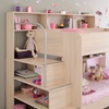 Kids Bed Storage Under Stairs