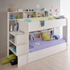 Kids Premium Bed with Separately Extra Storage Trundle