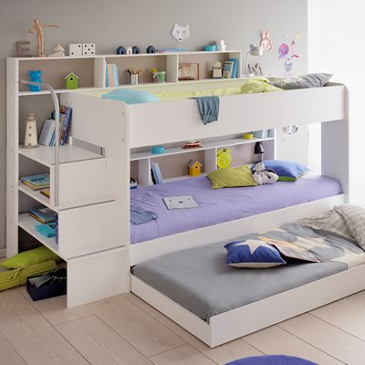 PARISOT KIDS BIBOP BUNK BED with Reversible Panels