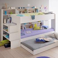 PARISOT KIDS BIBOP BUNK BED with Reversible Panels