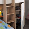 Spacious Steps Ladder on Kids Bunk Bed